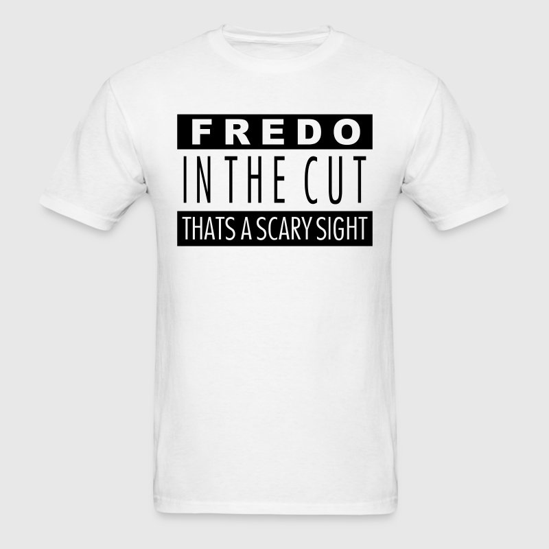 FREDO IN THE CUT - Men's T-Shirt