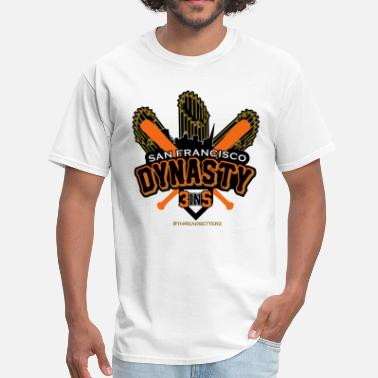 San Francisco Giants SF Dynasty - Men's T-Shirt