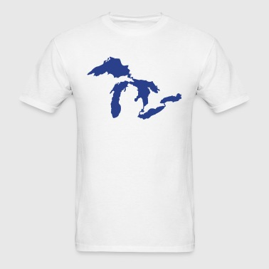 Great Lakes - Men's T-Shirt
