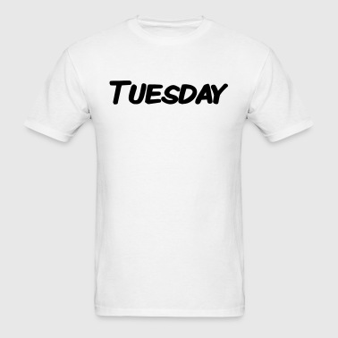 Tuesday - Men's T-Shirt