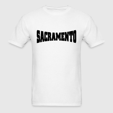Sacramento - Men's T-Shirt