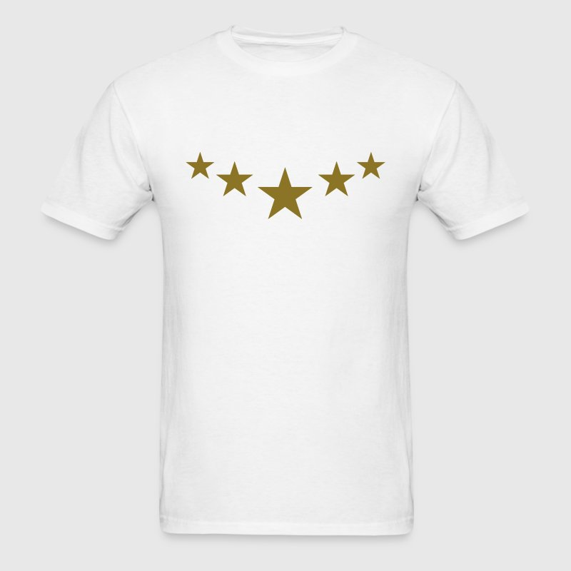 Five Stars Exclusive - Men's T-Shirt