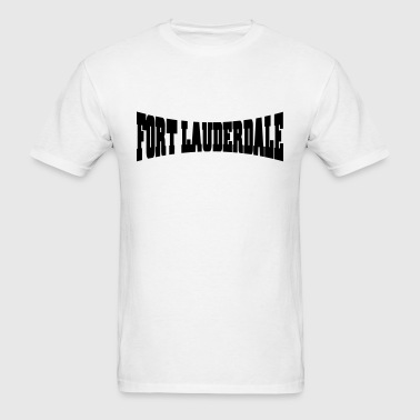 Fort Lauderdale - Men's T-Shirt