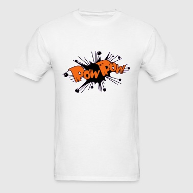 Pow Pow! - Men's T-Shirt
