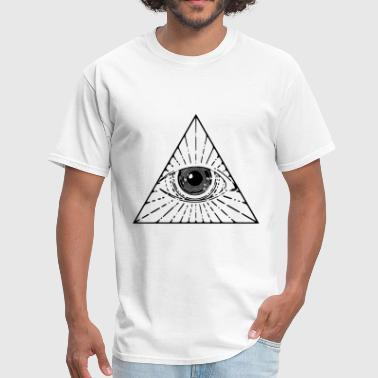 Eye of Providence - Men's T-Shirt