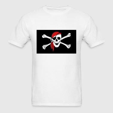 Laurent Drapeau Pirate - Men's T-Shirt