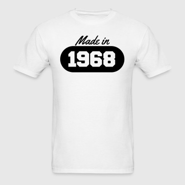 Made in 1968 - Men's T-Shirt