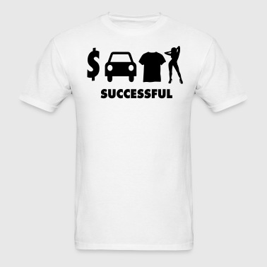 Successful - Men's T-Shirt