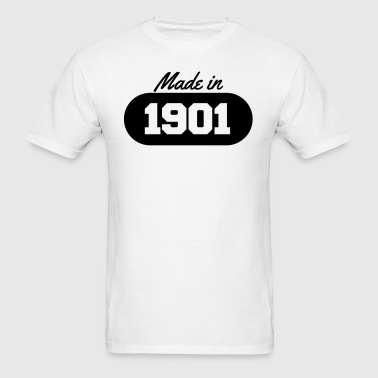 Made in 1901 - Men's T-Shirt