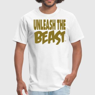 Unleashed UNLEASH THE BEAST - Men's T-Shirt