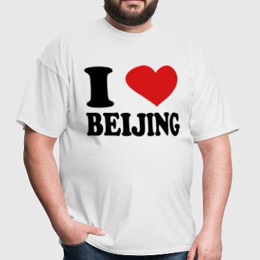 I Love Beijing - Men's T-Shirt