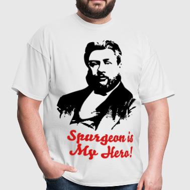 charles spurgeon prince of preachers - Men's T-Shirt