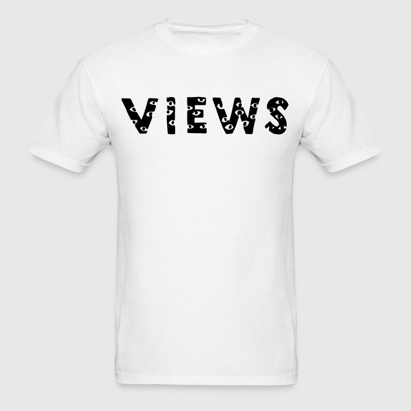 Views From The Six - Men's T-Shirt