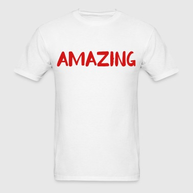 Amazing - Men's T-Shirt