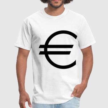 Euro - Currency - Money - Dollar - Men's T-Shirt