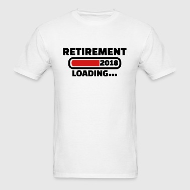Retirement 2018 - Men's T-Shirt