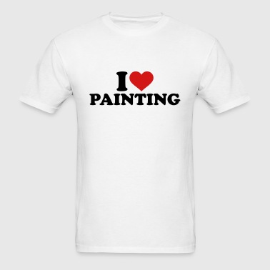 Painting - Men's T-Shirt
