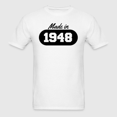 Made in 1948 - Men's T-Shirt