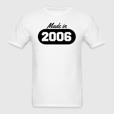 Made in 2006 - Men's T-Shirt