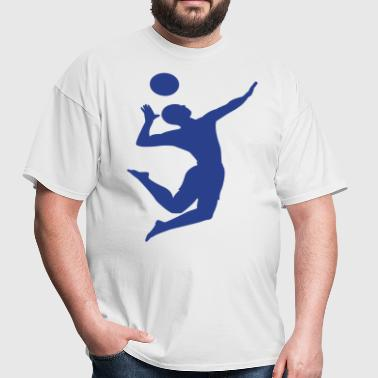 volleyball player - Men's T-Shirt