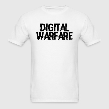 Digital Warfare - Men's T-Shirt