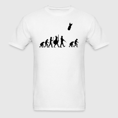 Evolution, NUKE, Restart Evolution - Men's T-Shirt