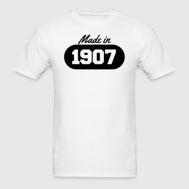 Made in 1907 - Men's T-Shirt