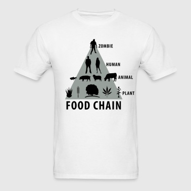 Food Chain - Men's T-Shirt
