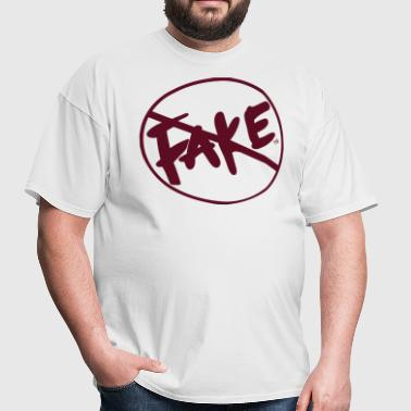 NO FAKES - Men's T-Shirt
