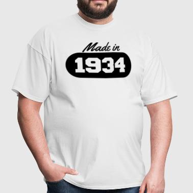 Made in 1934 - Men's T-Shirt