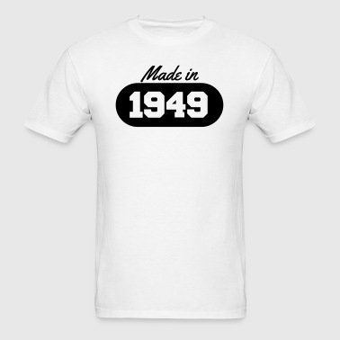Made in 1949 - Men's T-Shirt