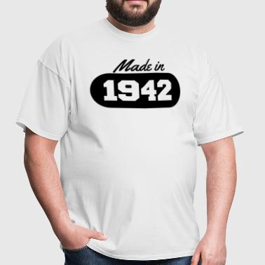 Made in 1942 - Men's T-Shirt