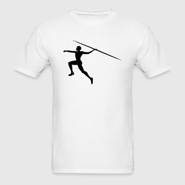 Javelin Throwing / Spear Throw - Men's T-Shirt