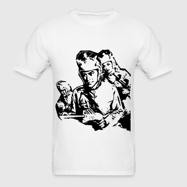 SciFi - Men's T-Shirt