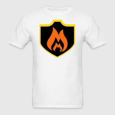Clash With Your Clan  Shield-11 - Men's T-Shirt