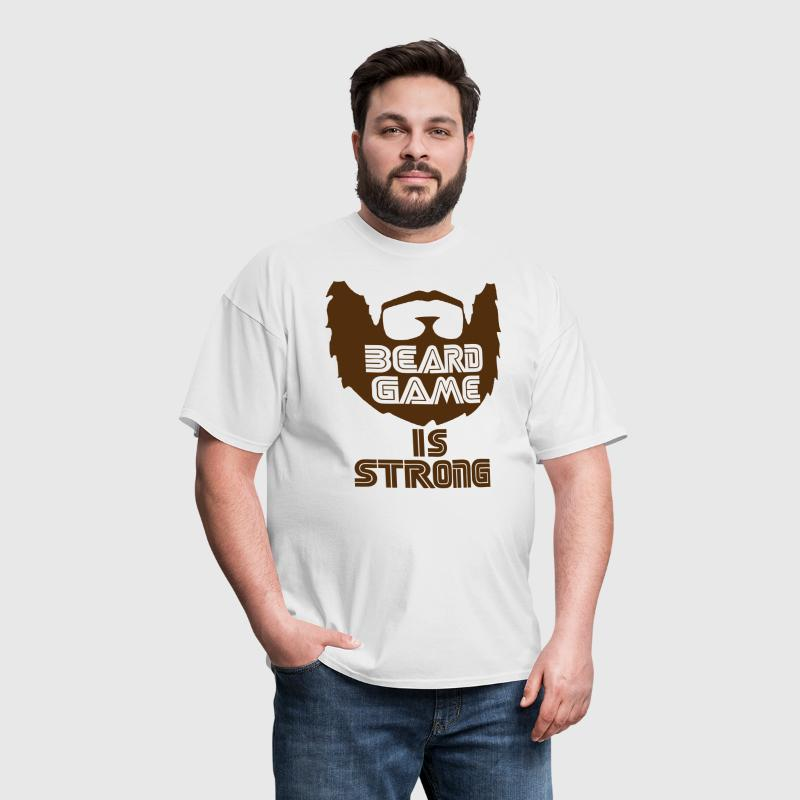 Beard Game - Men's T-Shirt