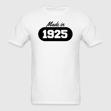 Made in 1925 - Men's T-Shirt