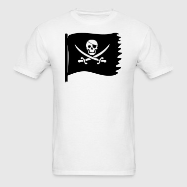pirate flag - Men's T-Shirt