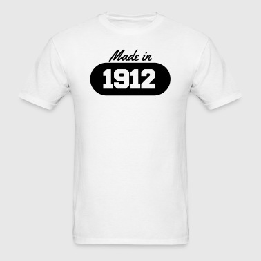 Made in 1912 - Men's T-Shirt