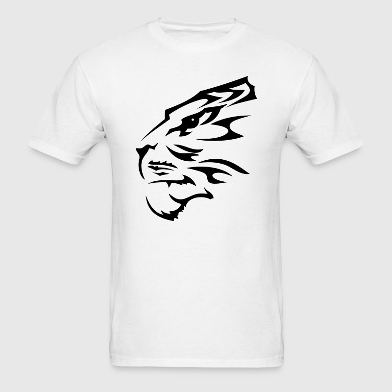 Tribal Tiger 1c - Men's T-Shirt