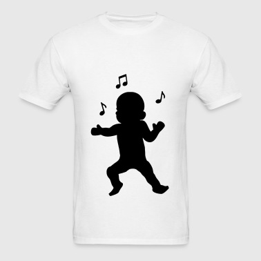 Dancing baby - Men's T-Shirt