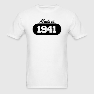 Made in 1941 - Men's T-Shirt