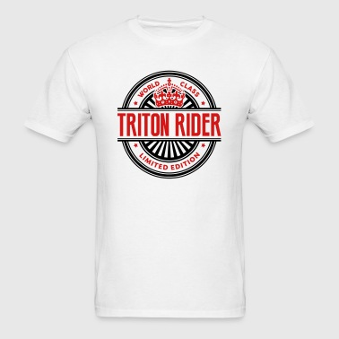World class triton rider limited edition - Men's T-Shirt