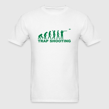 Trap shooting - Men's T-Shirt