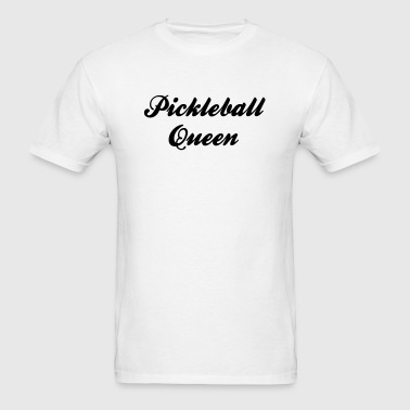 pickleball queen - Men's T-Shirt