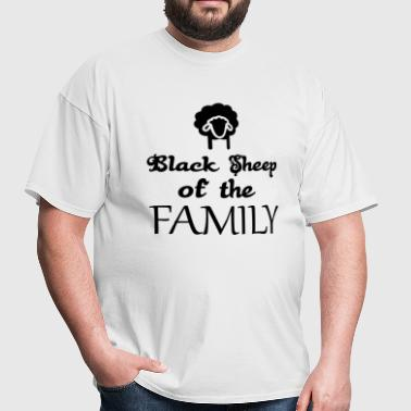 Black sheep of the family - Men's T-Shirt
