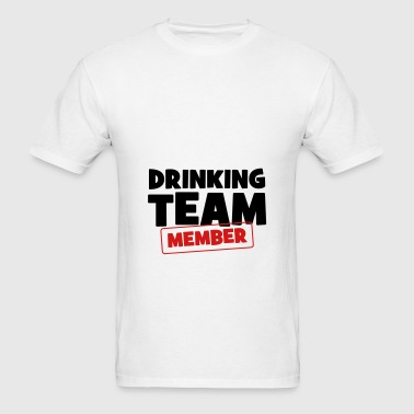 Drinking Team : Member - Men's T-Shirt