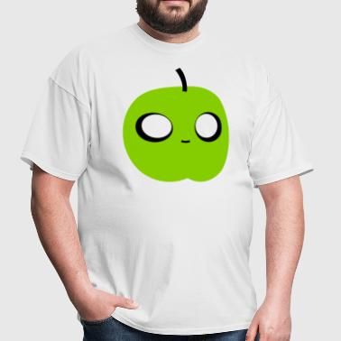 Scary Apple Eyes - Men's T-Shirt