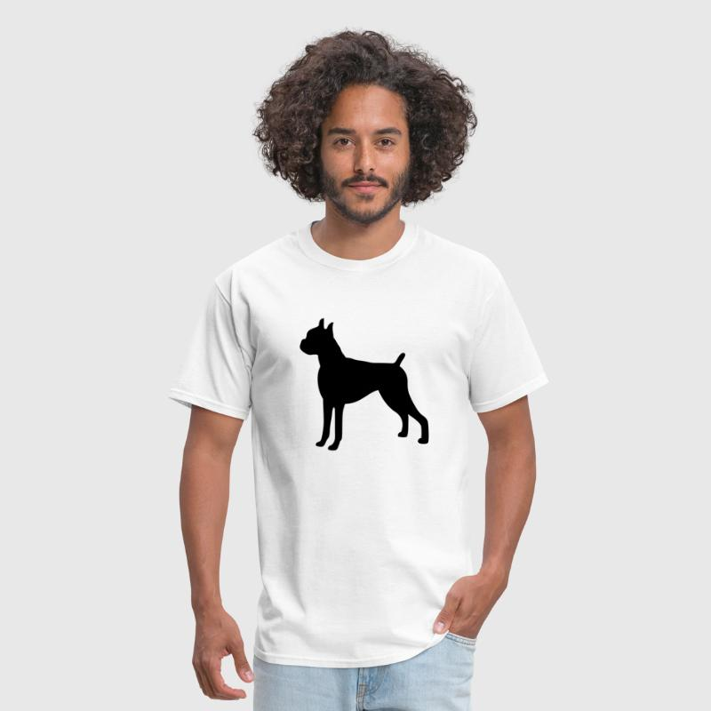 Boxer Dog - Men's T-Shirt