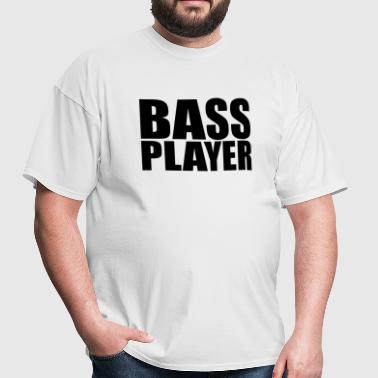 Band T-shirt - Bass Player - Men's T-Shirt